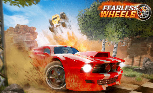 Fearless wheels poster