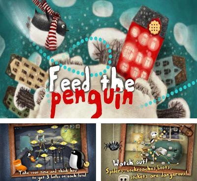 In addition to the game Twist Pilot for Android phones and tablets, you can also download Feed the Penguin for free.