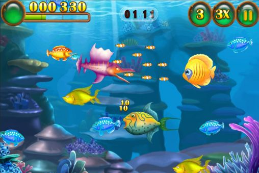 Download game feeding frenzy 3 full version   games players.