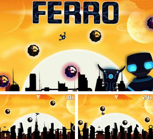 In addition to the game The Adventures Of Sapper for Android phones and tablets, you can also download Ferro: Robot on the run for free.
