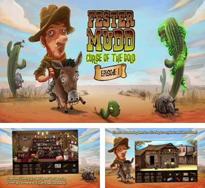 In addition to the game Cheese Barn for Android phones and tablets, you can also download Fester Mudd Episode 1 for free.