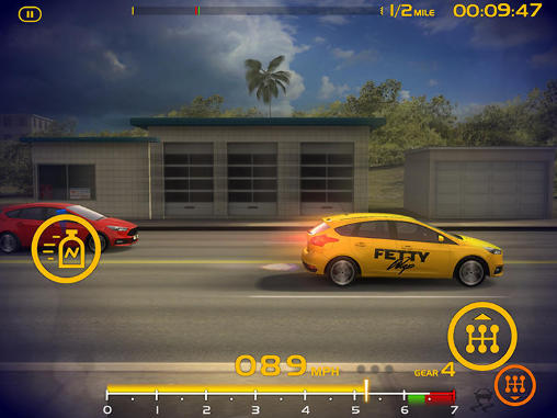 Screenshots von Fetty Wap: Nitro nation stories für Android-Tablet, Smartphone.