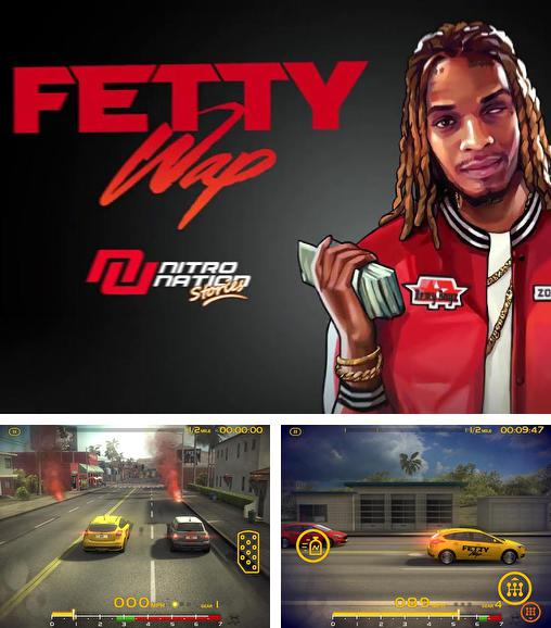 In addition to the game Fetty Wap: Nitro nation stories for Android, you can download other free Android games for Haier Power P8.