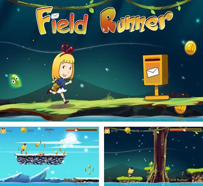 In addition to the game Orgarhythm THD for Android phones and tablets, you can also download Field Runner for free.