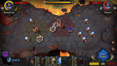 Screenshots do Fiend legion - Perigoso para tablet e celular Android.