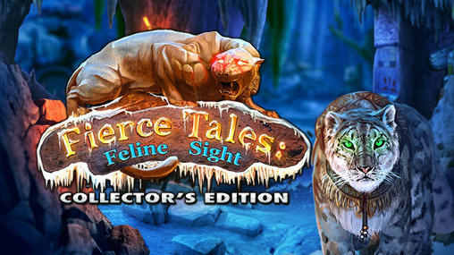 Fierce tales: Feline sight. Collector's edition