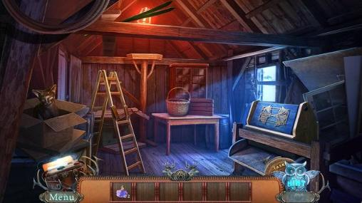 Screenshots von Fierce tales: Feline sight. Collector's edition für Android-Tablet, Smartphone.