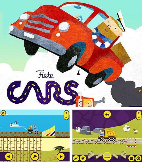 Fiete cars: Kids racing game