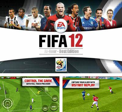 In addition to the game Real Football 2011 for Android phones and tablets, you can also download FIFA 12 for free.