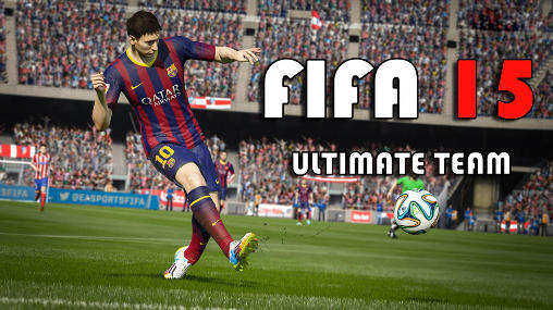 FIFA 15: Ultimate team poster