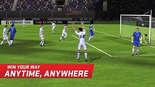 FIFA mobile: Football screenshot 1