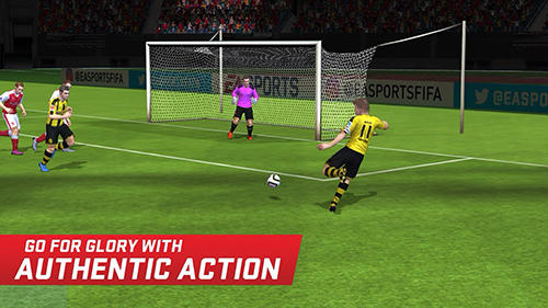 FIFA mobile: Football screenshot 2