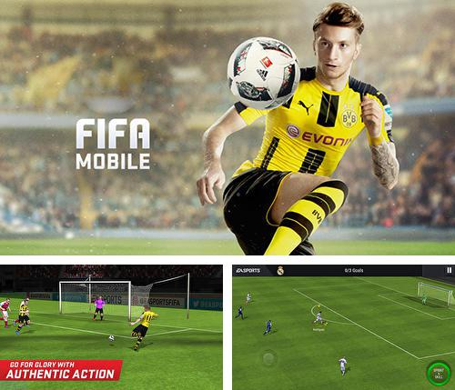 In addition to the game CN Superstar soccer: Goal!!! for Android phones and tablets, you can also download FIFA mobile: Football for free.