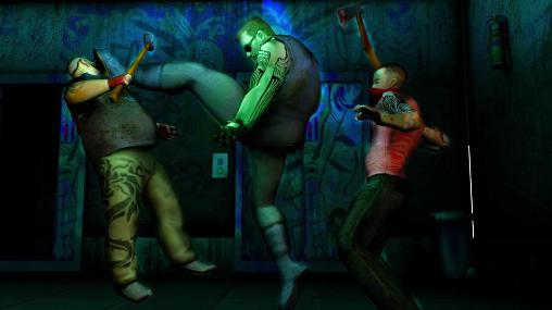 Screenshots von Fight club: Fighting games für Android-Tablet, Smartphone.