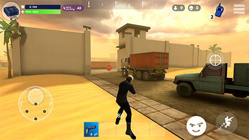 Fight night: Battle royale für Android spielen. Spiel Kampfnacht: Battle Royale kostenloser Download.