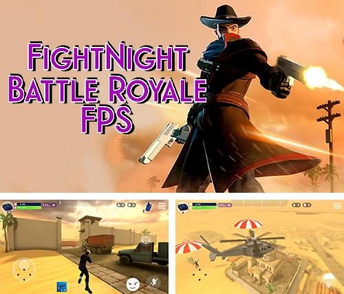 Fight night: Battle royale