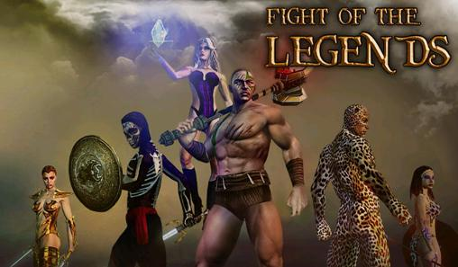 Fight of the legends обложка