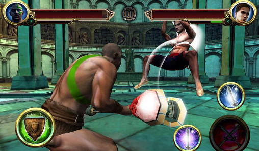 Fight of the legends für Android spielen. Spiel Kampf der Legenden kostenloser Download.