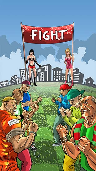 Fight: Polish card game poster