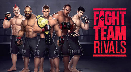 Fight team rivals poster