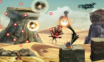 Écrans de Final Battle On Mystery Planet pour tablette et téléphone Android.