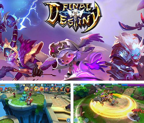 Final destiny: Summoners' fantasy wars