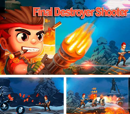 Final destroyer shooter