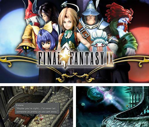 final fantasy 9 android apk fr