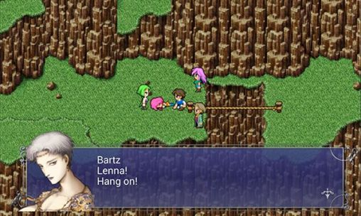 Final fantasy V screenshot 2