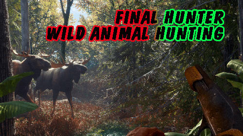 Final hunter: Wild animal hunting обложка