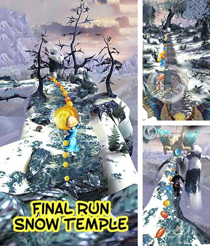 Final run: Snow temple