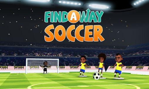 Find a way: Soccer обложка