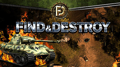 Find and destroy: Tank strategy обложка