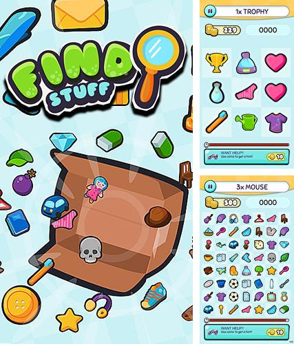 Find stuff: Doodle match game