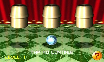 Jogue Find The Ball para Android. Jogo Find The Ball para download gratuito.