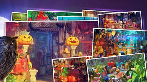 Find The Difference Halloween Spot Differences