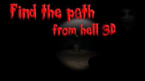 Find the path: From hell 3D poster