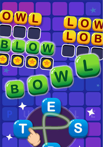 Find words: Puzzle game screenshot 1