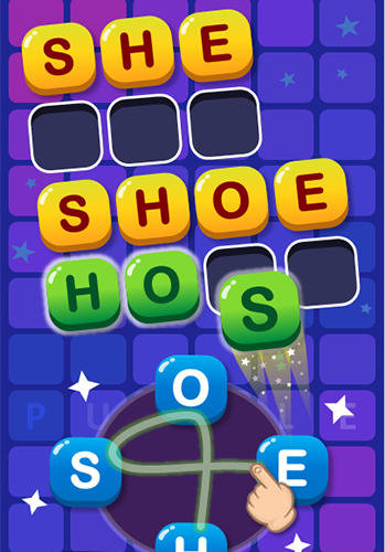 Find words: Puzzle game screenshot 3