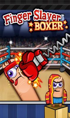 Finger Slayer Boxer poster