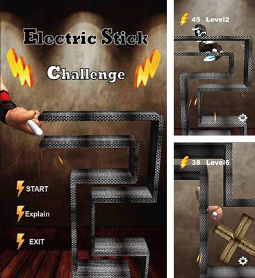 In addition to the game Run, Time Chicken! for Android phones and tablets, you can also download Fire Electric Pen 3D PLUS for free.