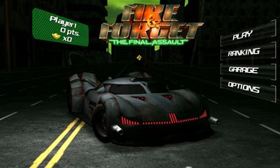 Download Fire & Forget. The Final Assault Android free game.