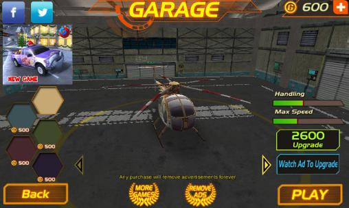 Fire helicopter: Force 2016 картинка из игры 3