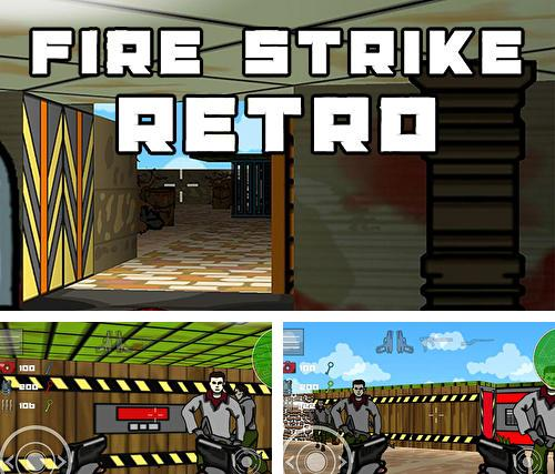 Fire strike retro