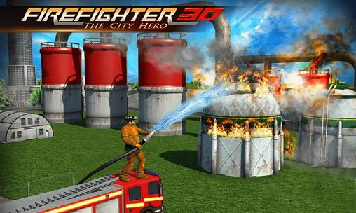 Firefighter 3D: The city hero обложка