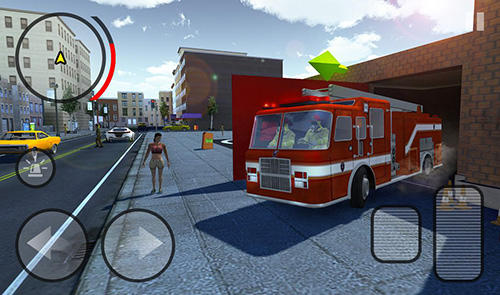 Download Firefighters in Mad City Android free game.