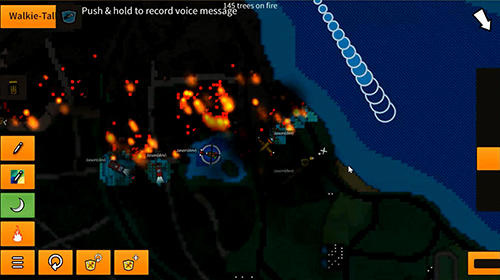 Screenshots von Firejumpers: Sandbox für Android-Tablet, Smartphone.