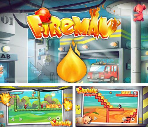In addition to the game Viking saga for Android phones and tablets, you can also download Fireman for free.