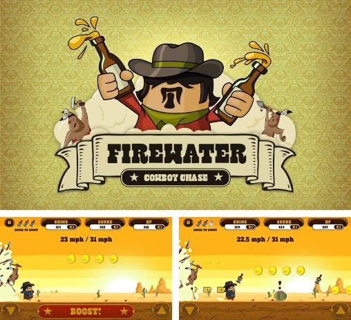 Firewater: Cowboy chase