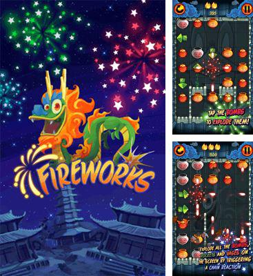 In addition to the game Pix'n Love Rush for Android phones and tablets, you can also download Fireworks Free Game for free.